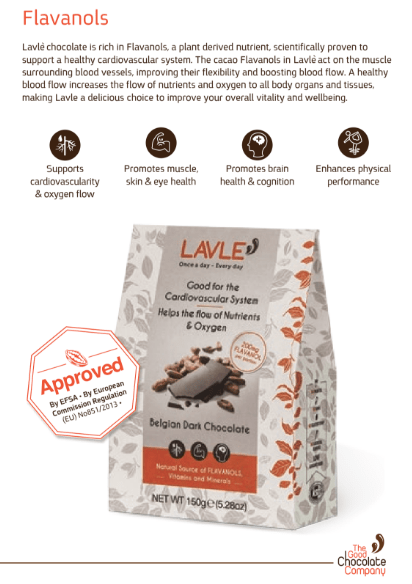 Lavle Chocolate by The Good Chocolate Company