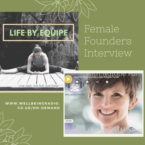Women In Wellness Interview With Mumpreneur And Self Care Pic-A-Mix Tips