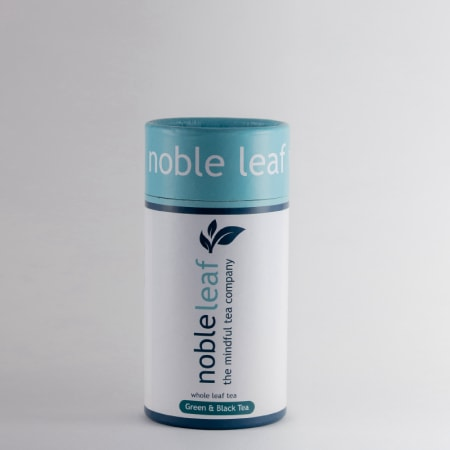 Noble Leaf Replenish Green and Black Tea