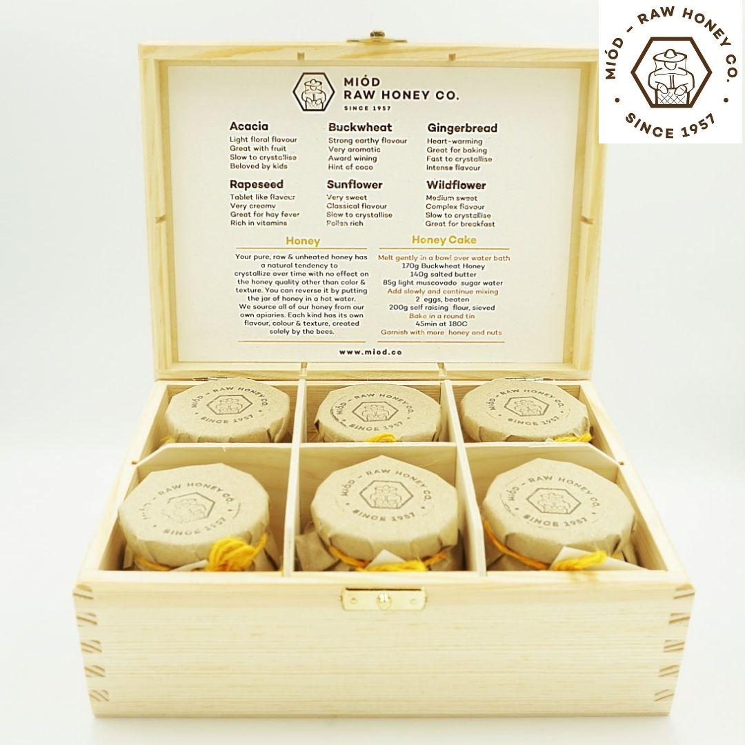 Raw Honey Sets
