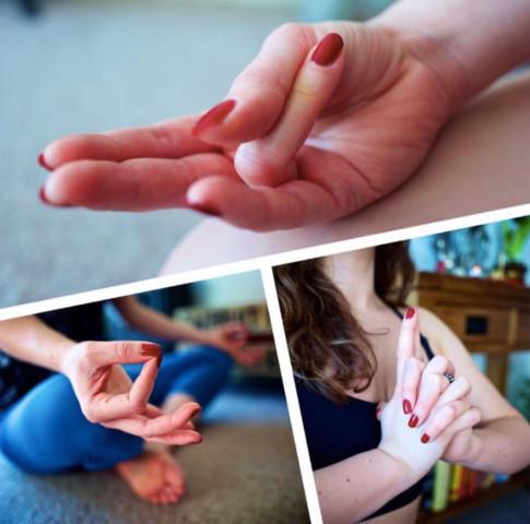 Yoga Mudras Series: 1. Chin Mudra