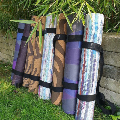 Save 20% Off Best Grip - Non Slip, Eco Yoga Mats by ONDETO