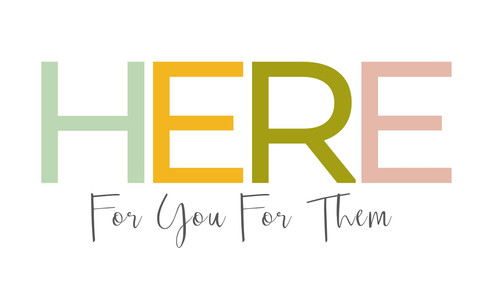 Here For You For Them: A Mindful Parenting Movement