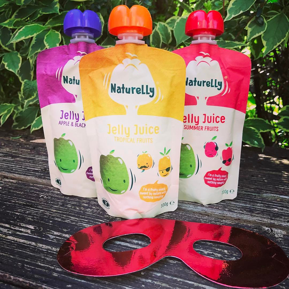 Naturelly Jelly Juice Snacks