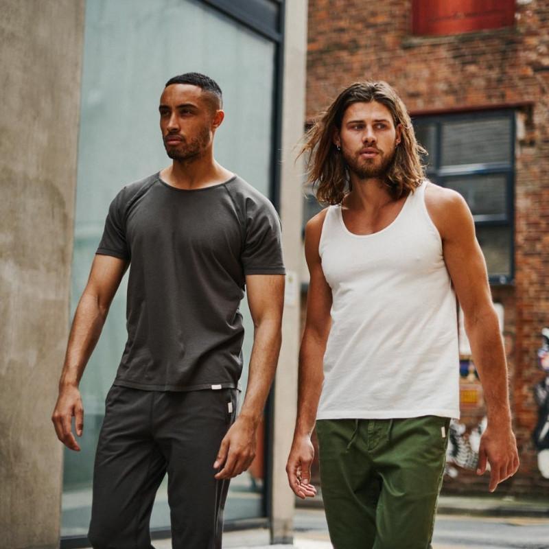 So We Flow Men's yoga & movement activewear