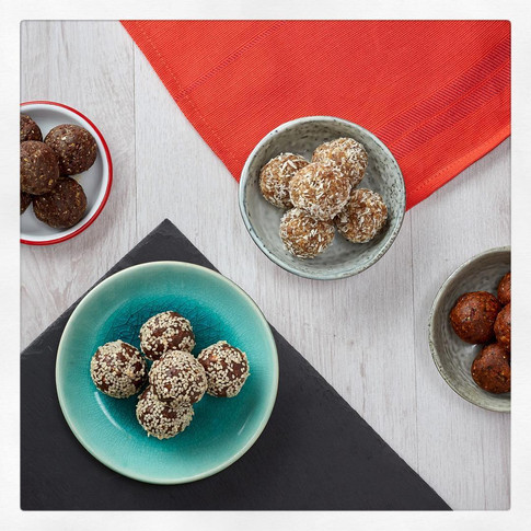 Smart Snacking With Kitchen and Soul - Behind The Balls