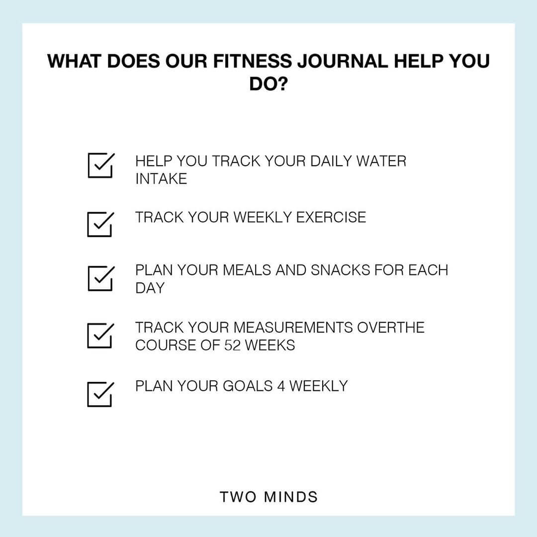 Track your fitness & wellbeing goals