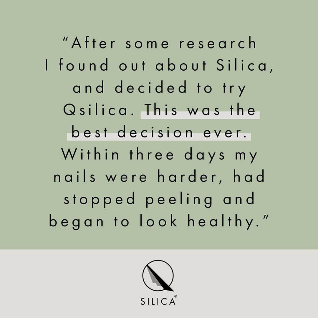 Qsilica Vegan Supplements