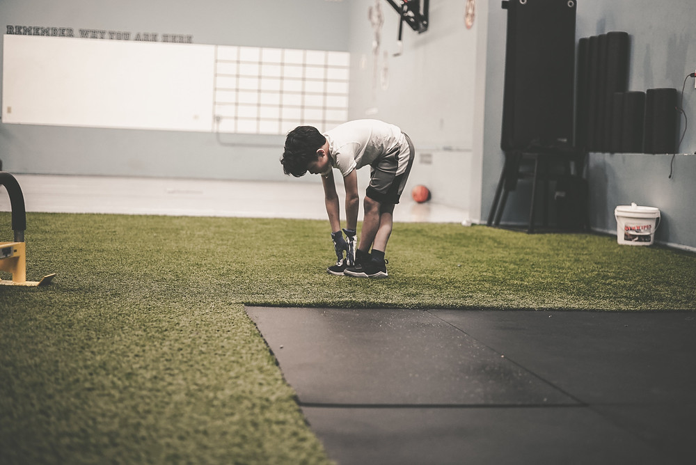 Youth Training - Why Parents Should Be Training With Their Kids