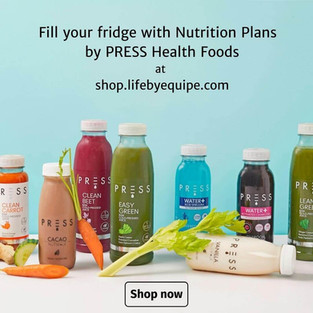 Fill Your Fridge With Immune Supporting Nutrition Packs by PRESS