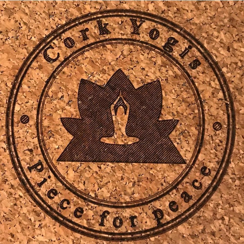 Cork Yogis Cork Yoga mat