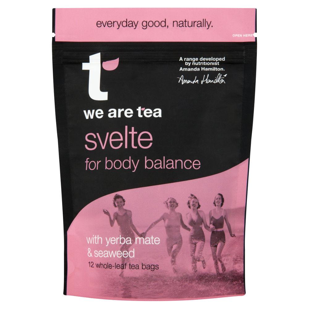 Svelte Svelte Whole Leaf Tea Bags