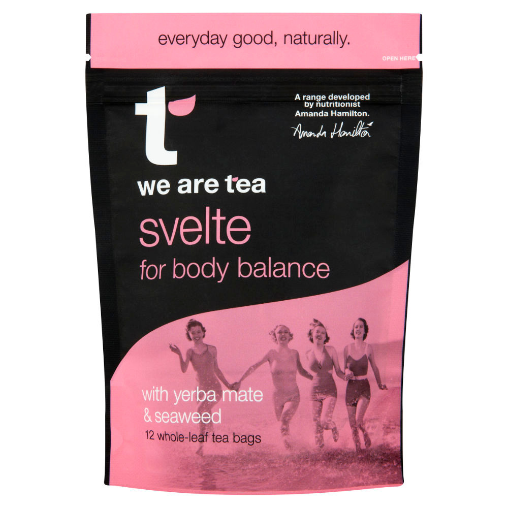 Svelte - We Are Tea