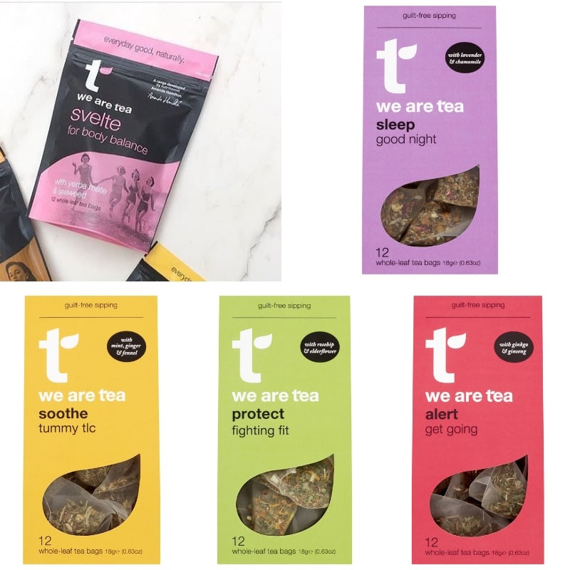 Super Teas by We Are Tea