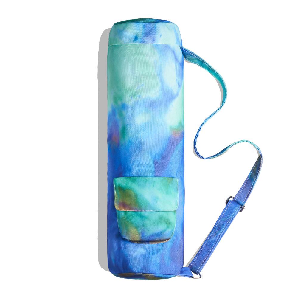 Wave Flow Yoga Bag