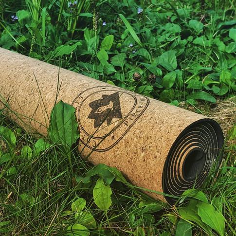 Eco-Innovation For Yoga Mats - Cork Yoga Mats by CorkYogis