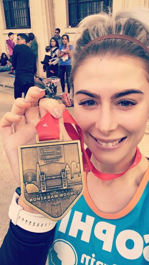 Running The London Marathon - From Couch To 26.2 Miles For Brain Research Trust