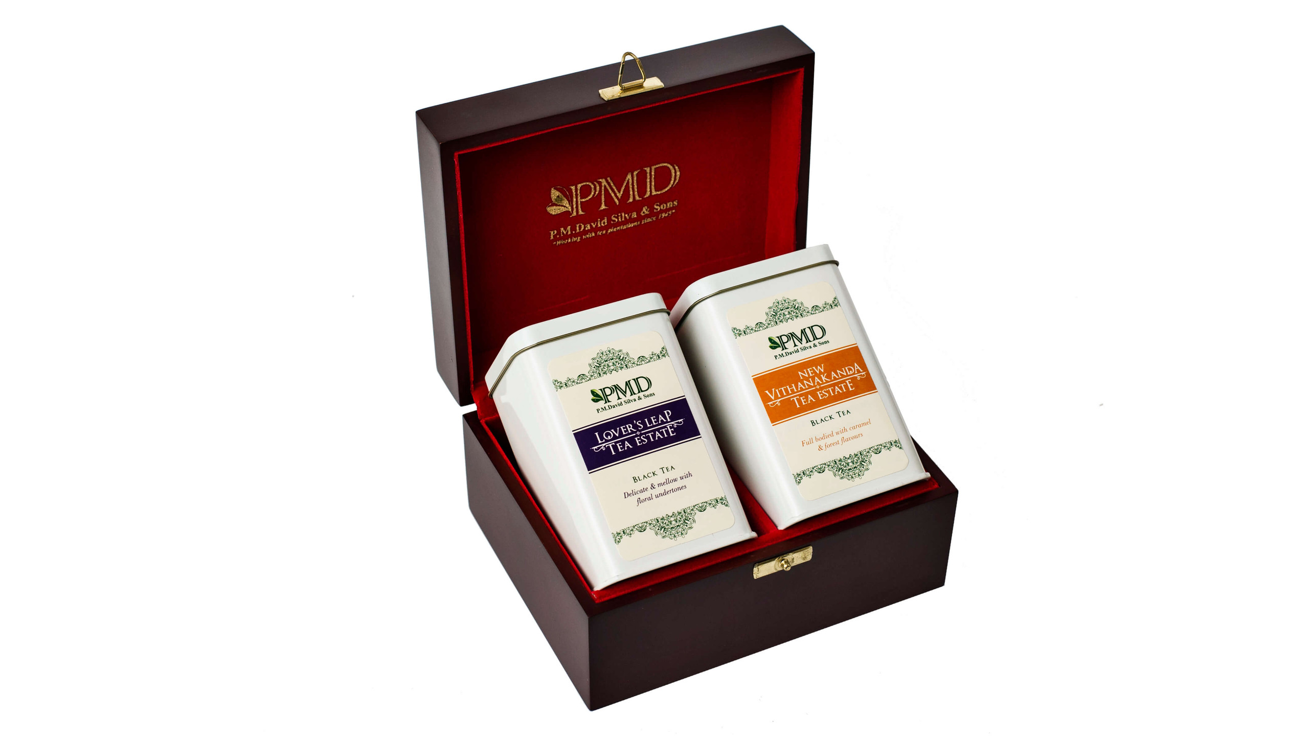 The Elevation Collection by PMD Tea