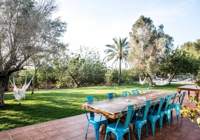 BlissCloud Ibiza Retreat