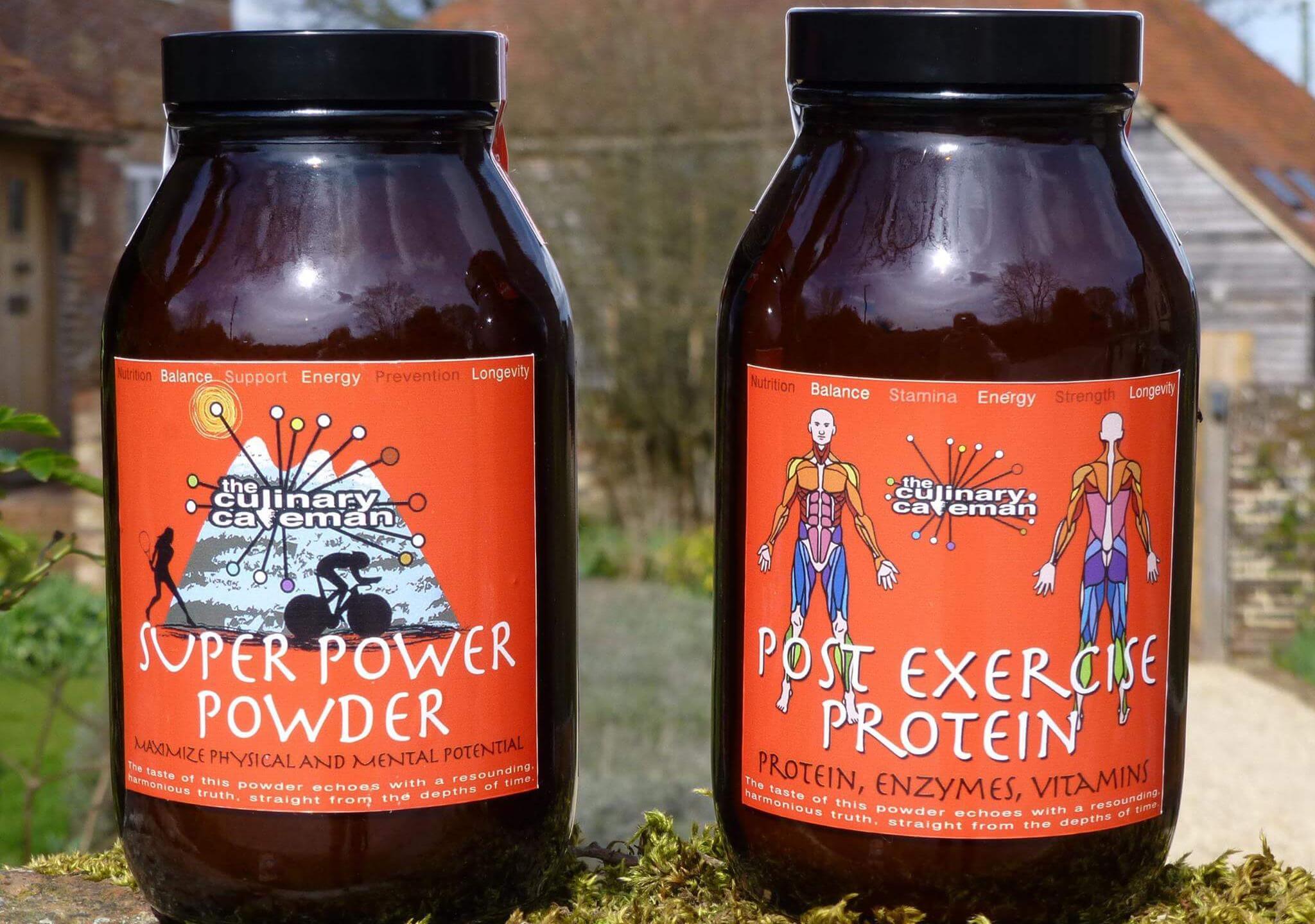Post Exercise Protein Powder