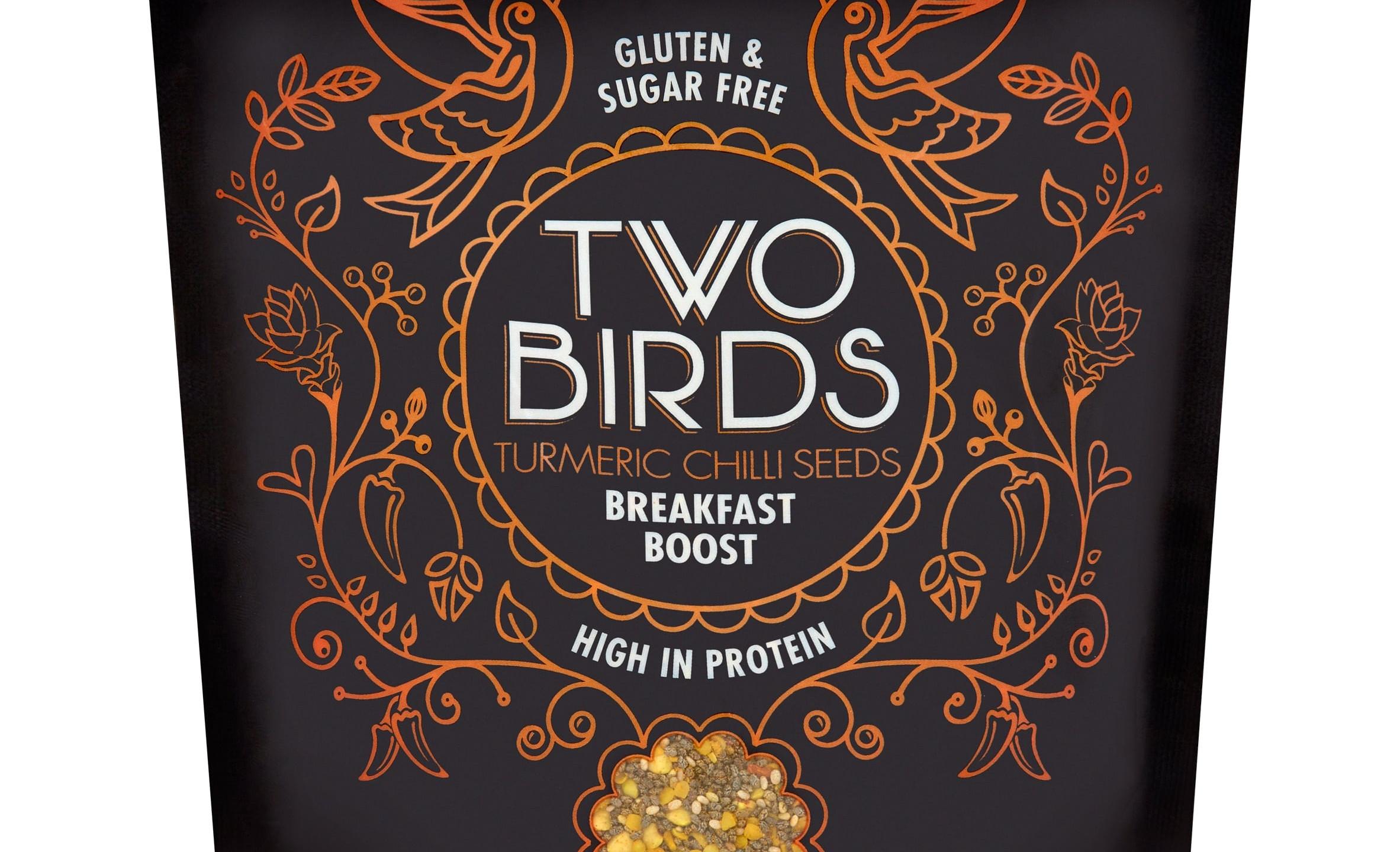 Turmeric Chilli Seeds Breakfast Boos