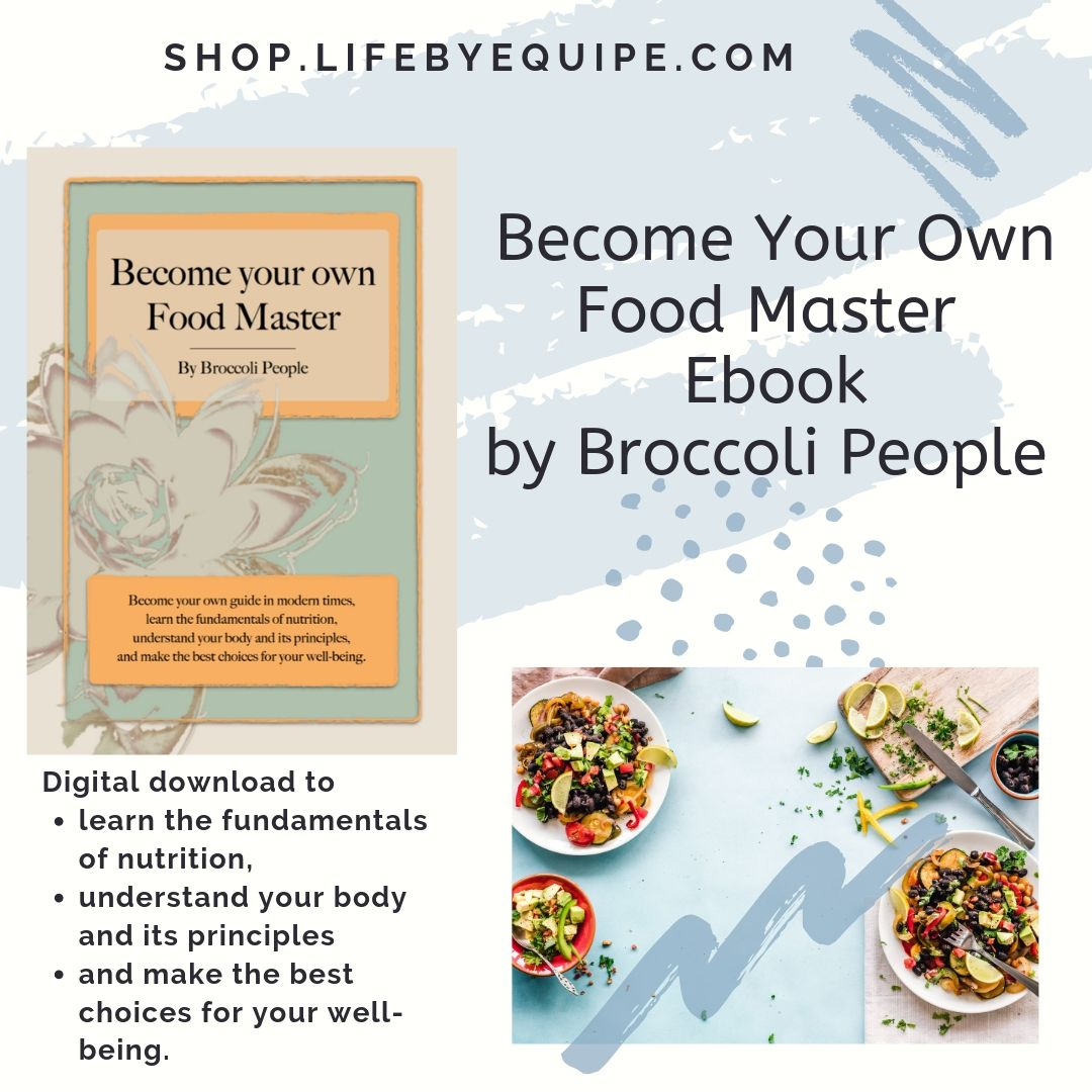 Become Your Own Food Master Ebook