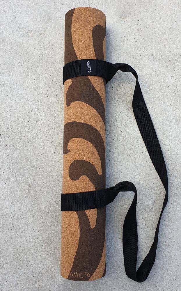 Nami No Nami Cork Yoga Mat