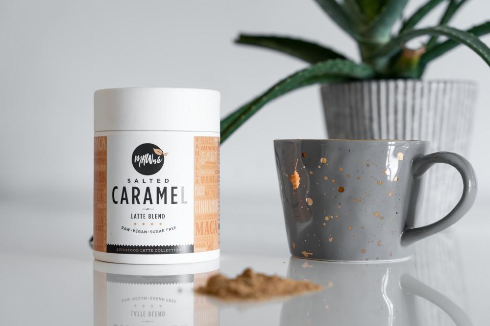 Vegan Salted Caramel Latte Blend
