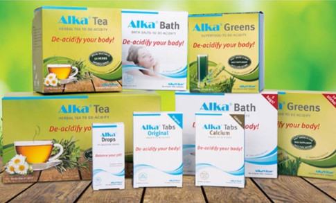 How To Actively Balance Your pH: Products With An Alkalising Effect