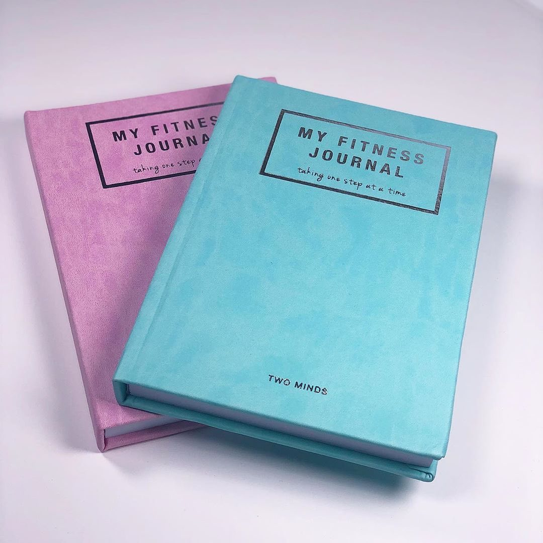 Two Minds Fitness Journal