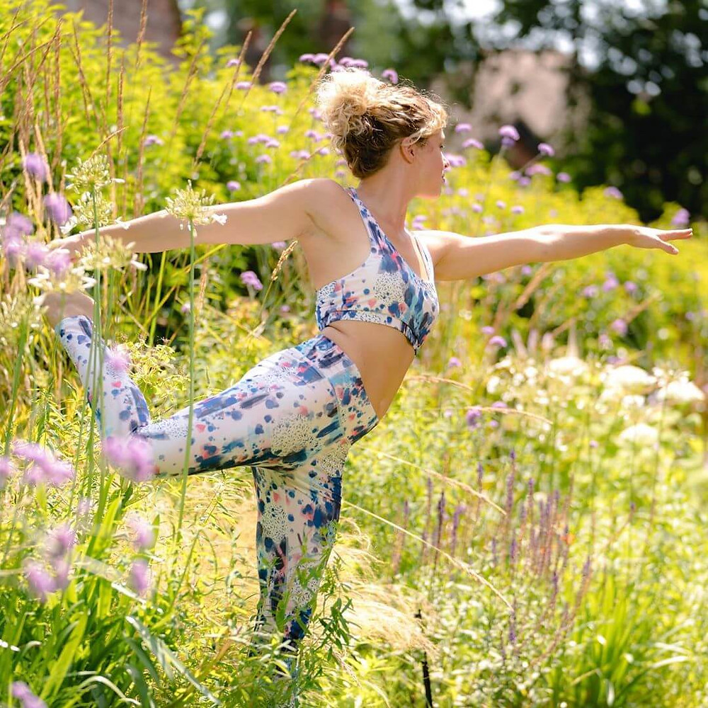 Yummy Yoga Girl Creating beautiful, comfortable active wear that represent and celebrate individuality, creativity and above all, making the wearer smile, be happy and feel amazing
