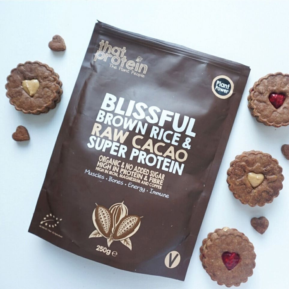Blissful Brown Rice & Raw Cacao Super Protein - That Protein