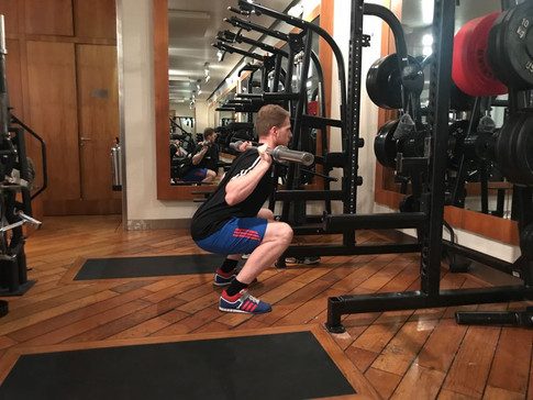 Why Back Squats Are Key To Leg Strength Development and Calorie Burn & How To Perfect Them