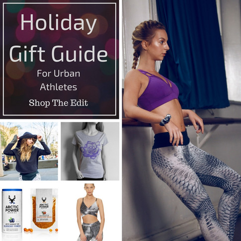 Christmas Gift Guide For Urban Athletes