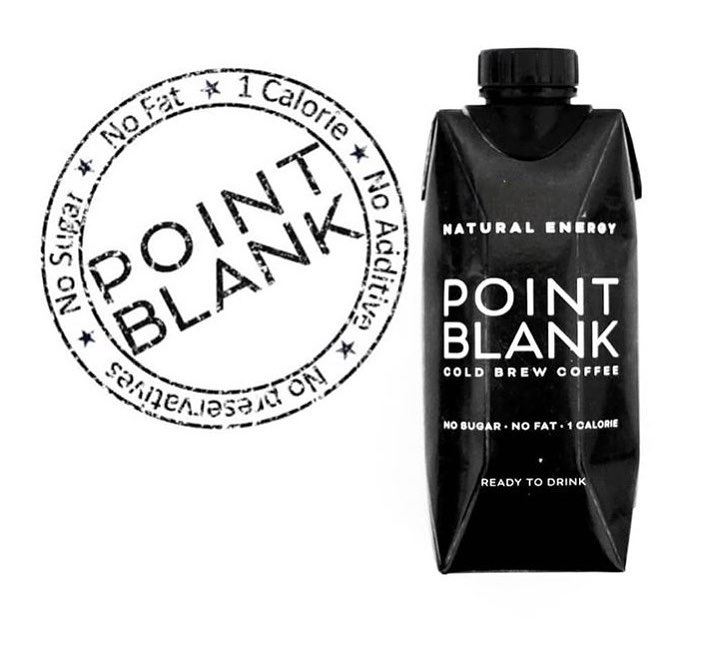 Point Blank Cold Brew Coffee