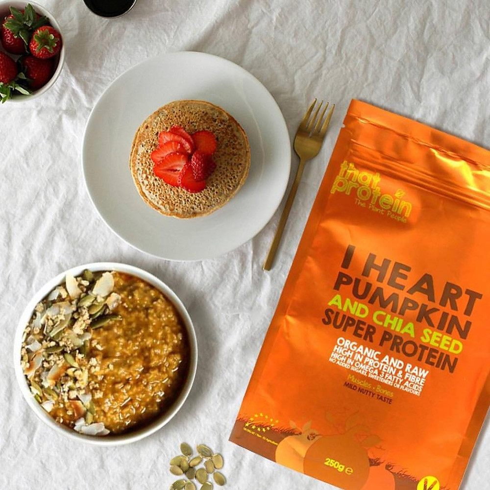 I Heart Pumpkin & Chia Seed Super Protein - That Protein