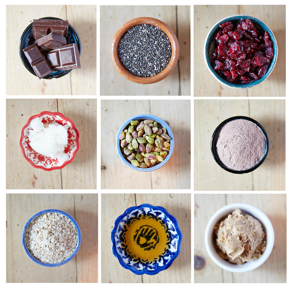 Sexy Feast Protein Disk Recipe for post workout snacks