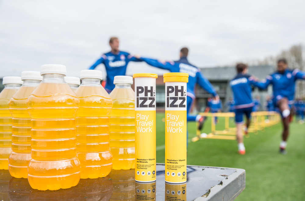 Phizz Rehydration + Vitamins