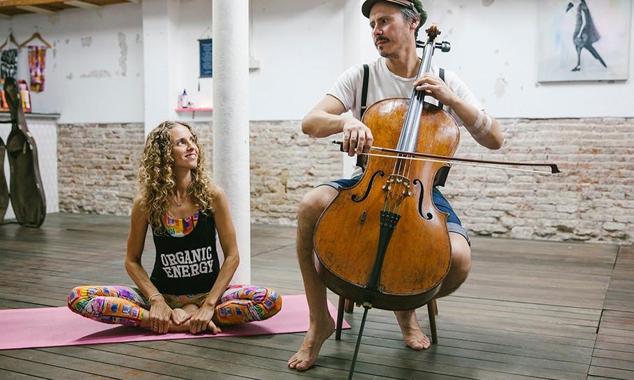 YOMU yoga and live music