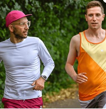 Commen Athletics T-shirts & Running Vests