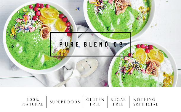 Pure Blend Co Protein Blends