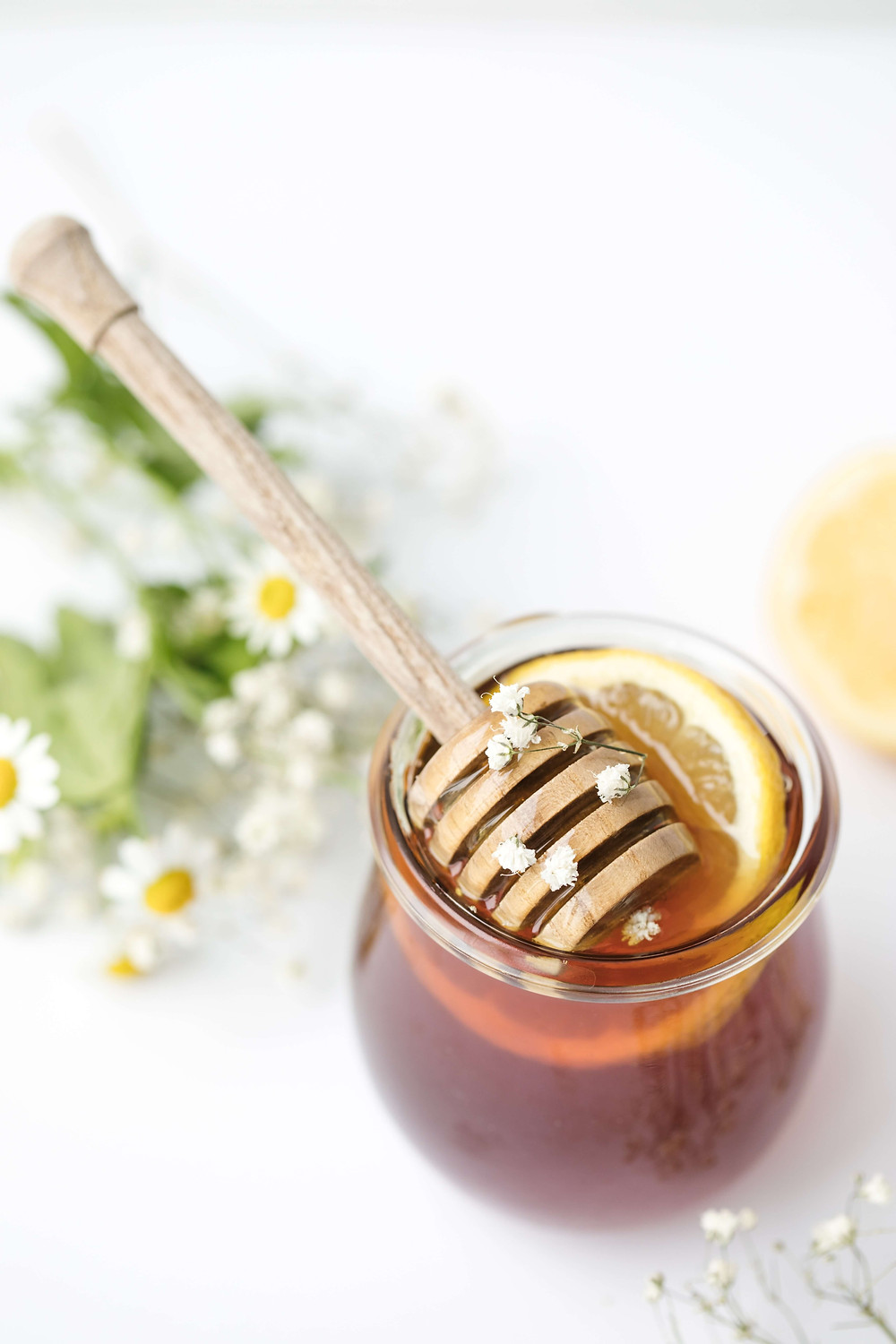 4 Homemade Raw Honey Remedies For Cold And Flu