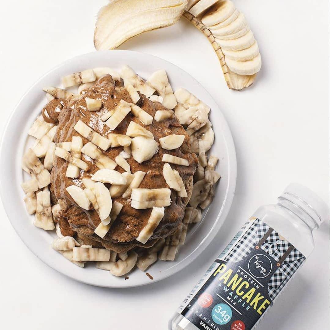 Vegan Protein Pancake mixes