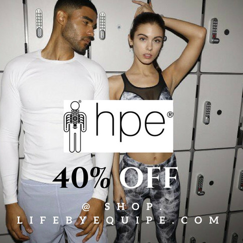 LAST DAY - Save 40% On Fit-Kit From HPE Clothing