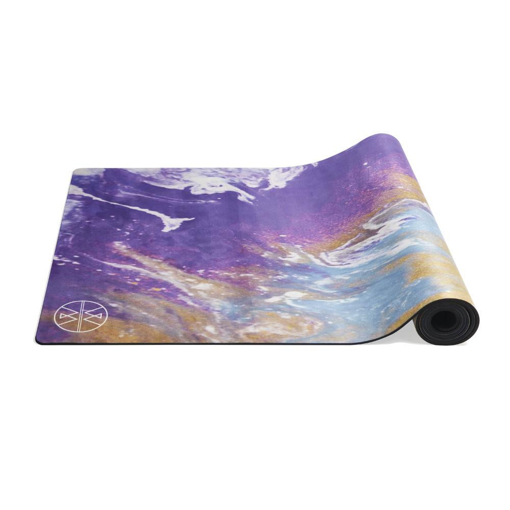 Ocean Fall Yoga mat