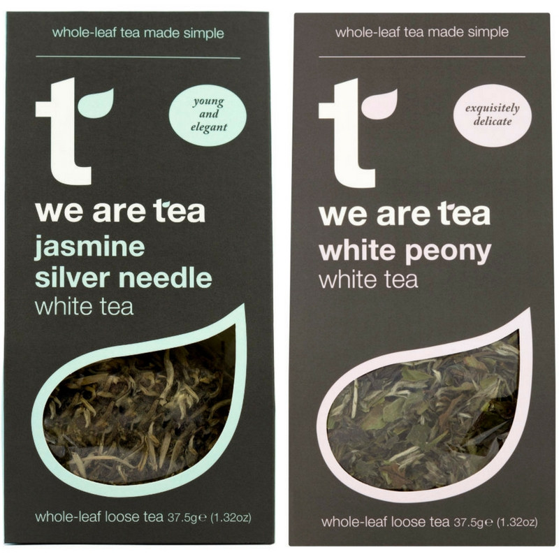 We Are Tea Loose Leaf White Teas