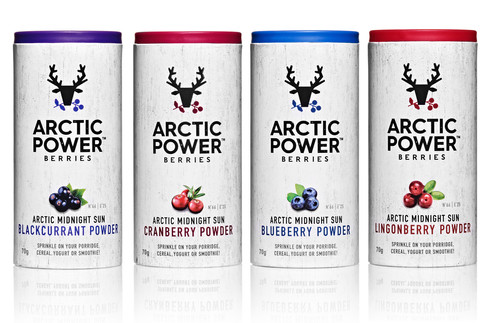 Arctic Power Berries - Free Gifts With Every Bundle