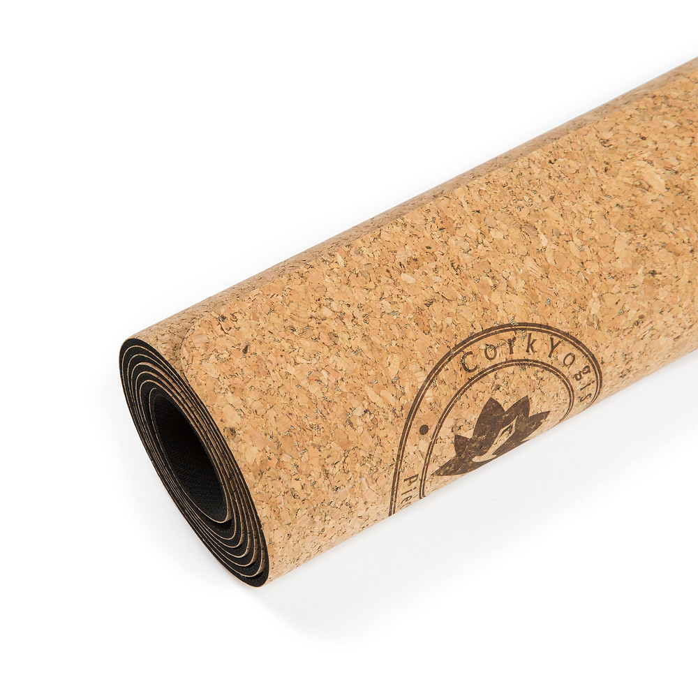 Classic Cork Eco Yoga Mat by CorkYogis