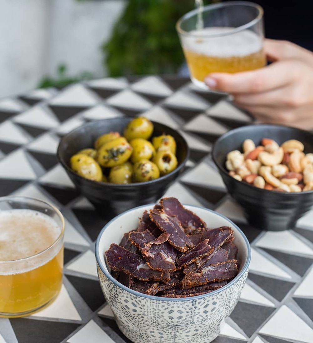 The Ethical Guide To Eating Beef Biltong - Buy British