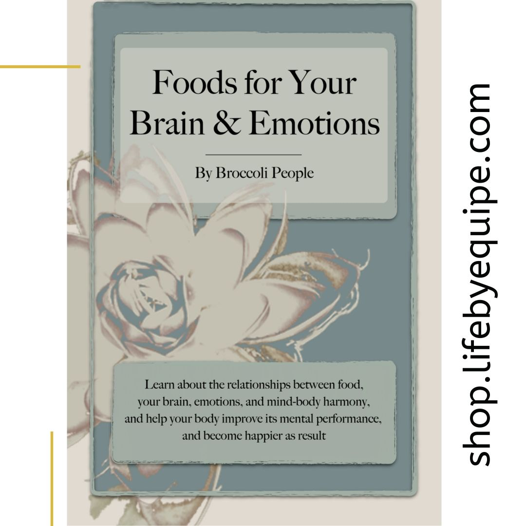 Foods for Your Brain & Emotions Ebook